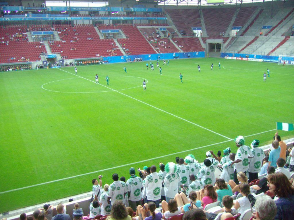 nigeria supporters
