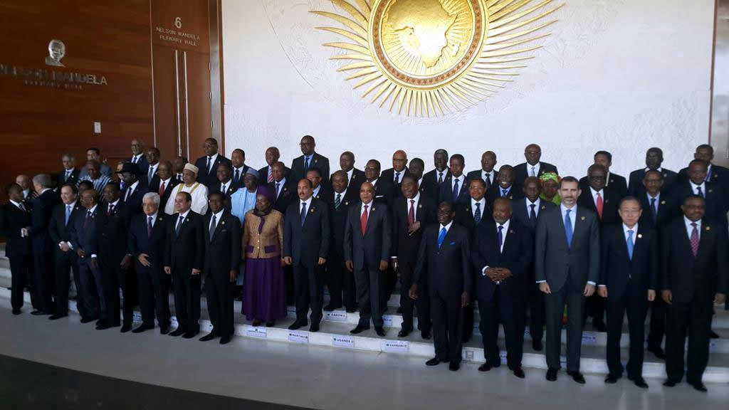 sommet union africaine