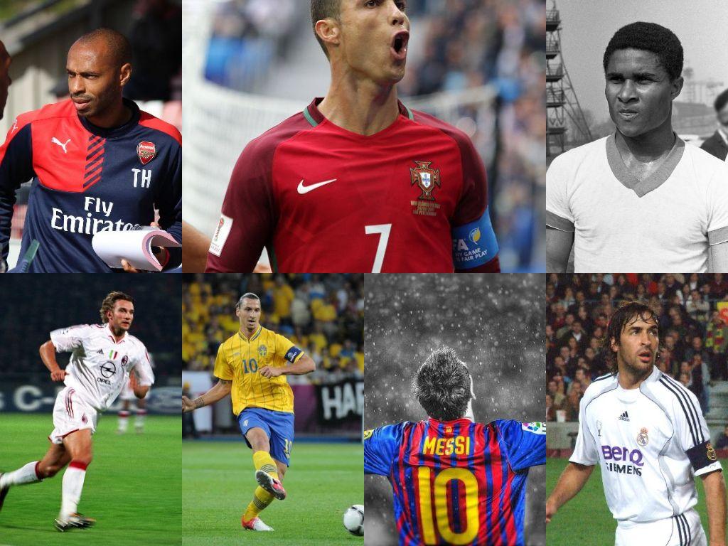 10 meilleurs buteurs ligue des champions