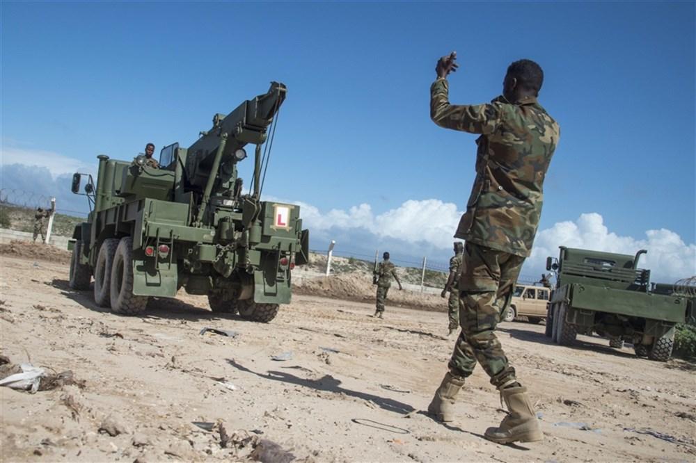 puissance militaire en Afrique