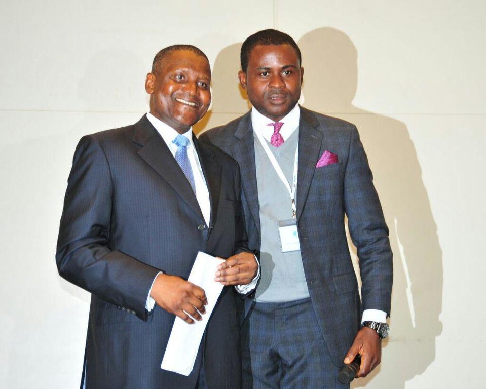 aliko dangote l'homme le plus riche d'Afrique