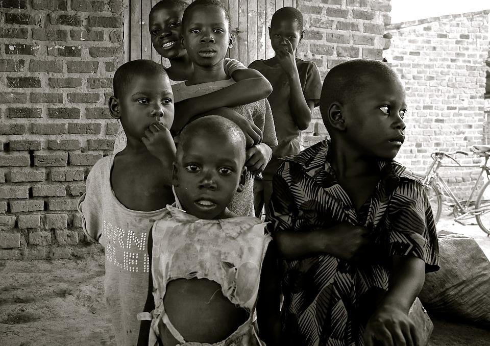enfants afrique pauvreté