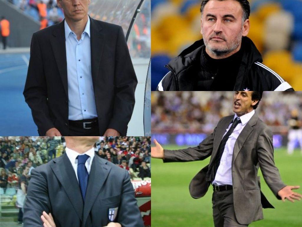entraineurs ligue 1