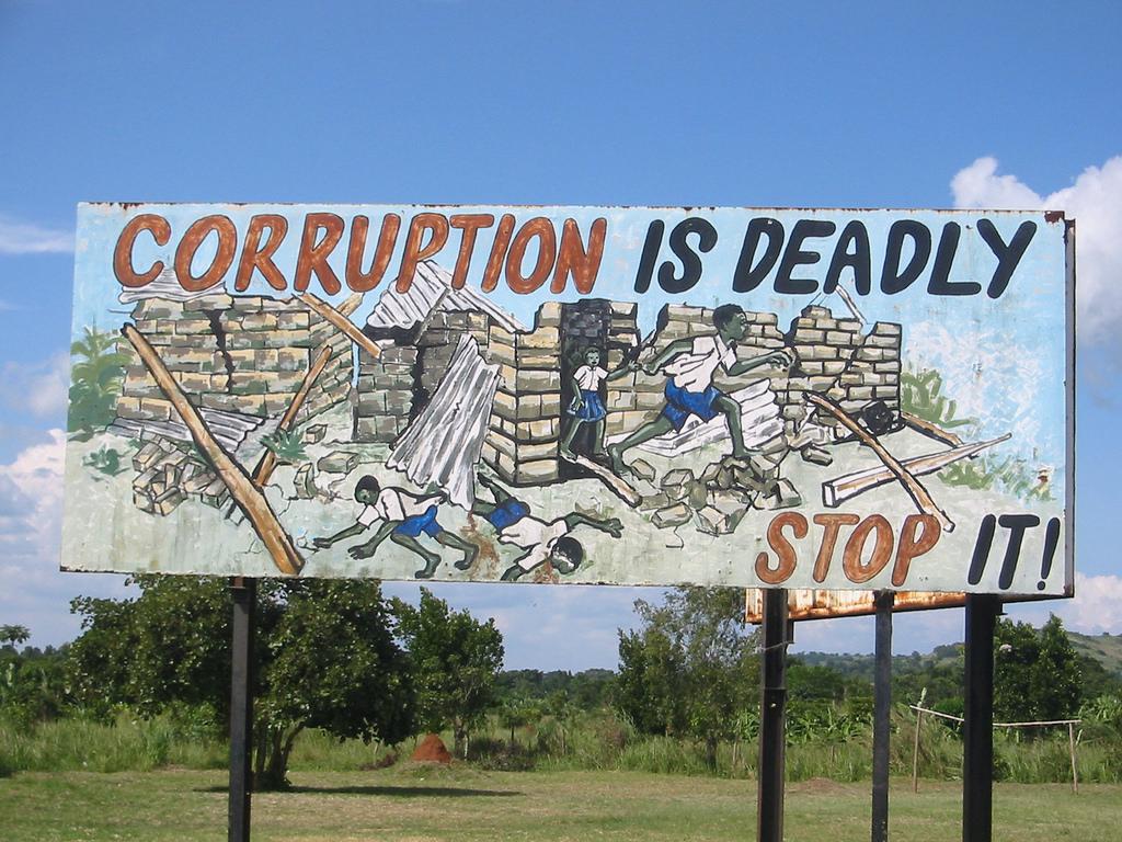 pays les plus corrompus d'Afrique