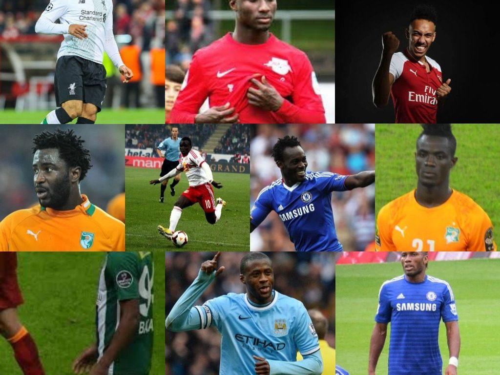 top 10 footballeurs africains les plus chers