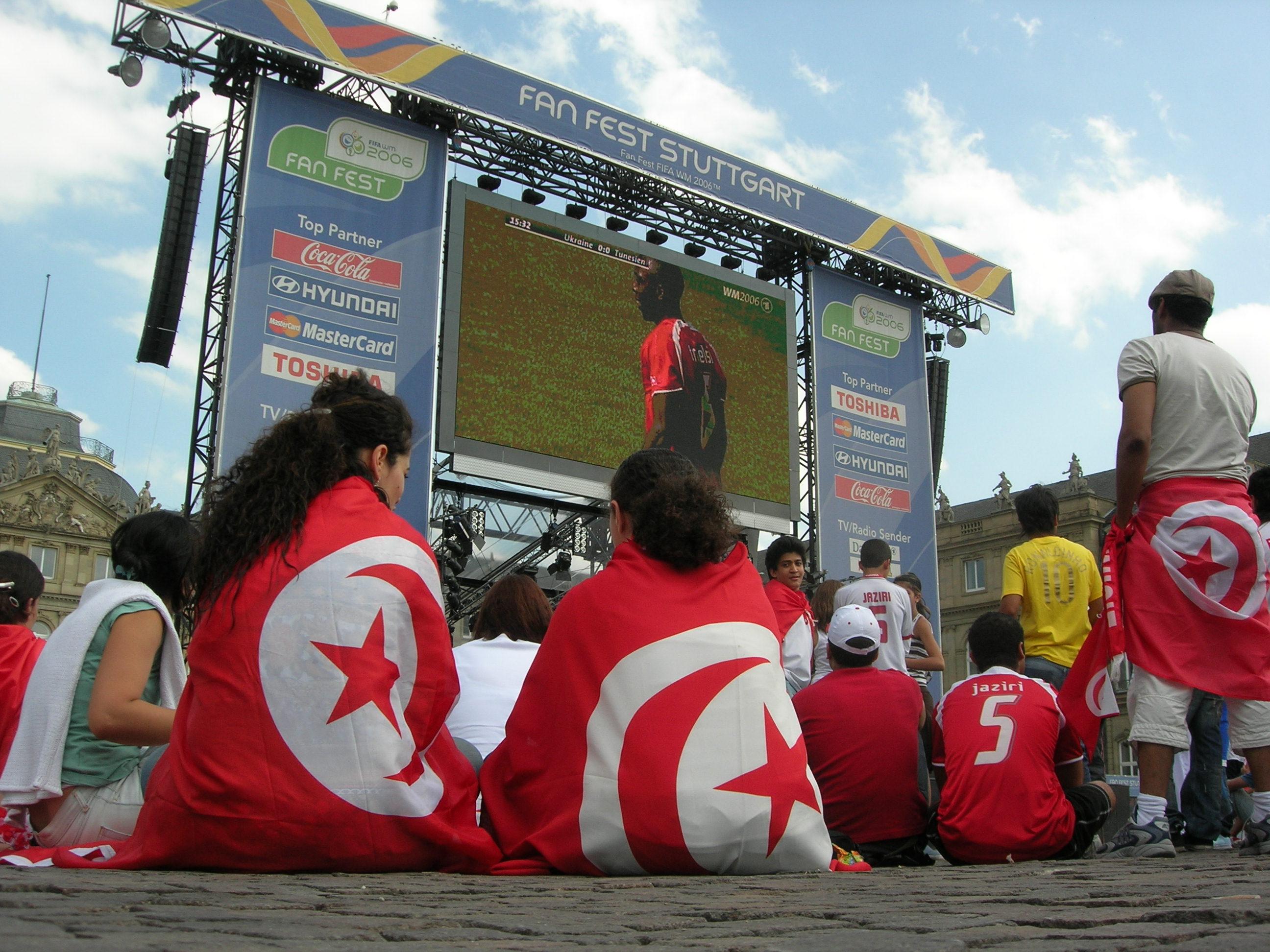 tunisie football classement fifa