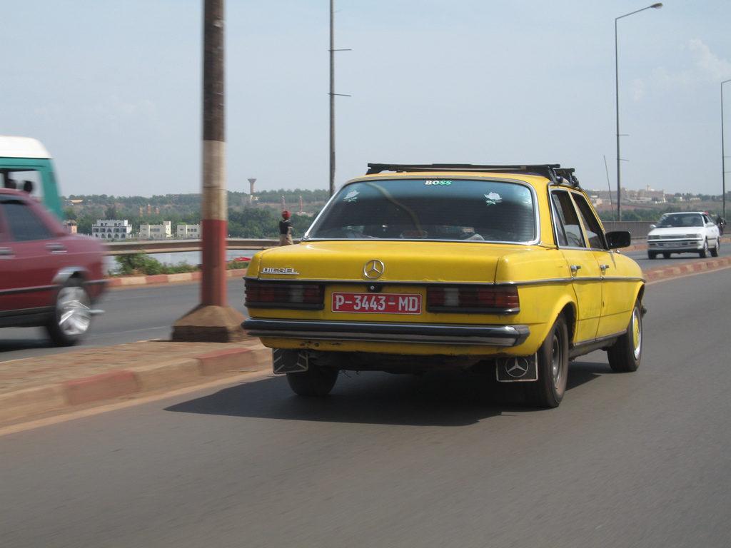les plus grandes villes du Mali