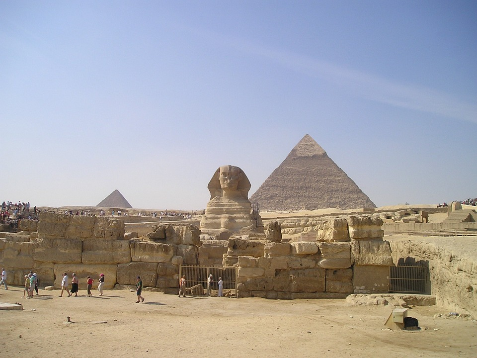 egypte pays du maghreb