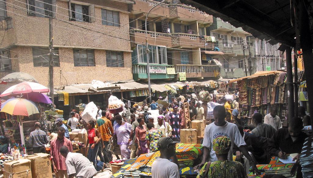 les plus grandes villes d'Afrique de l'ouest