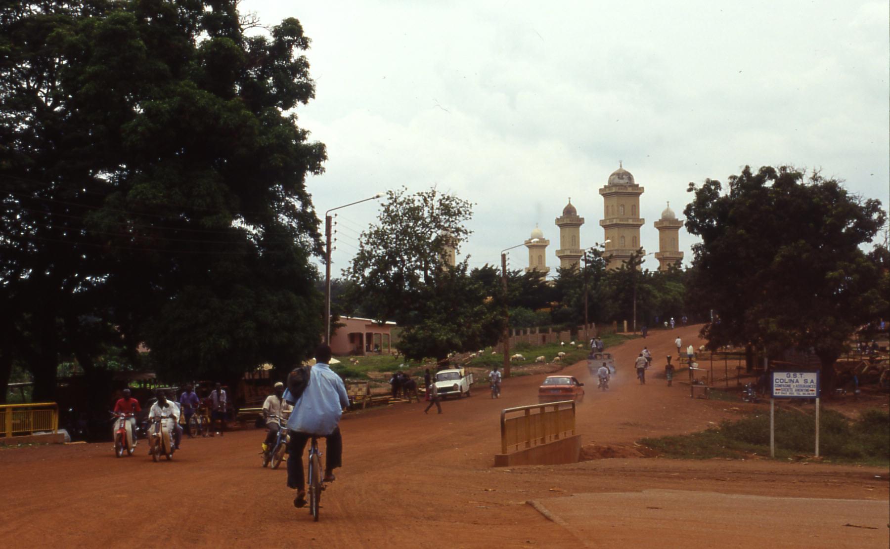 les plus grandes villes de Côte d'Ivoire