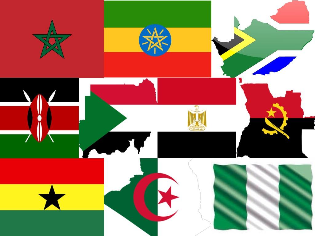 les 20 premières puissances économiques africaines
