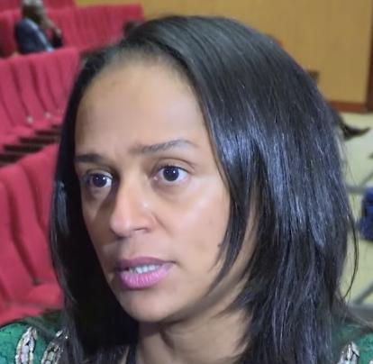 la femme la plus riche d'Afrique 2018, isabel dos santos