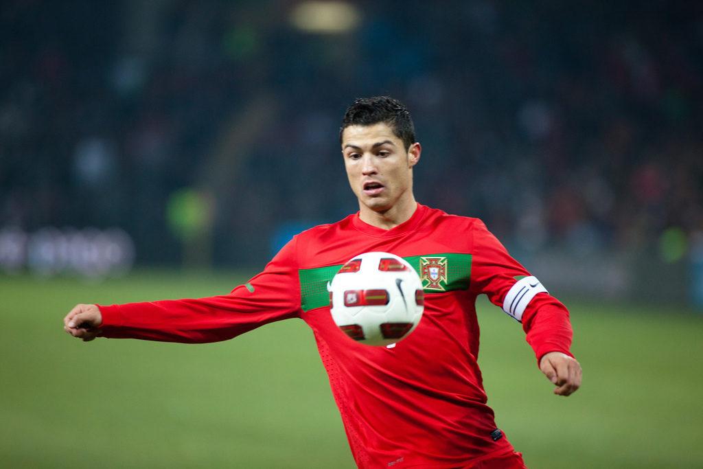 salaire Christiano Ronaldo 2018