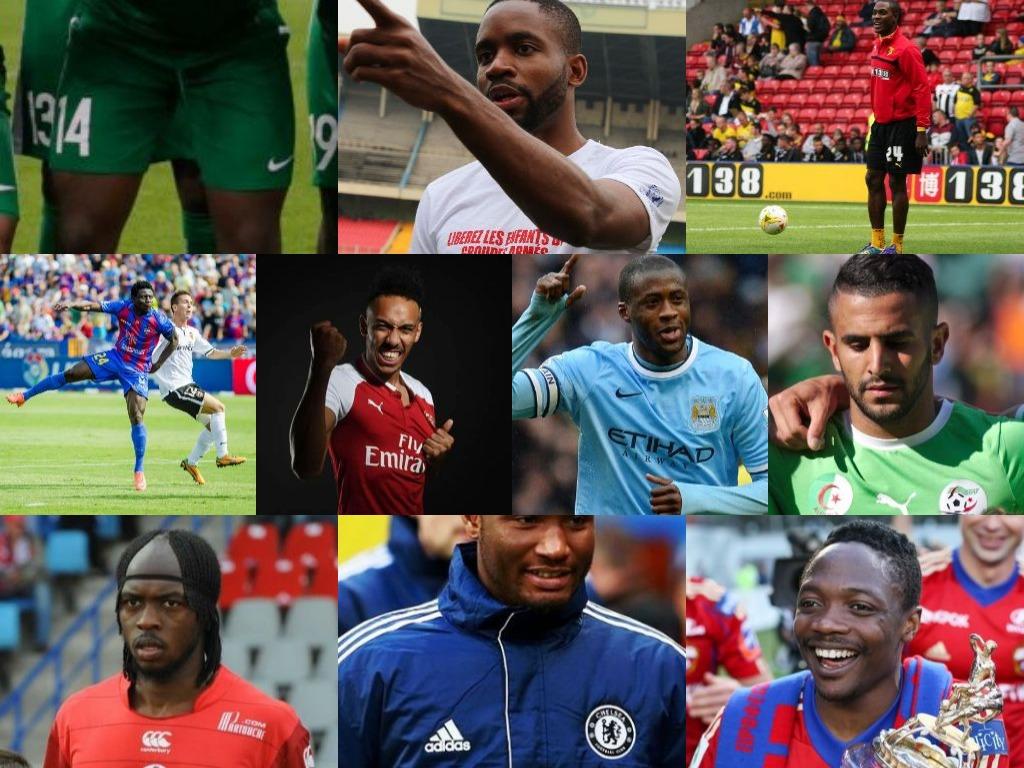 Top 10 des footballeurs africains les mieux payés 2018