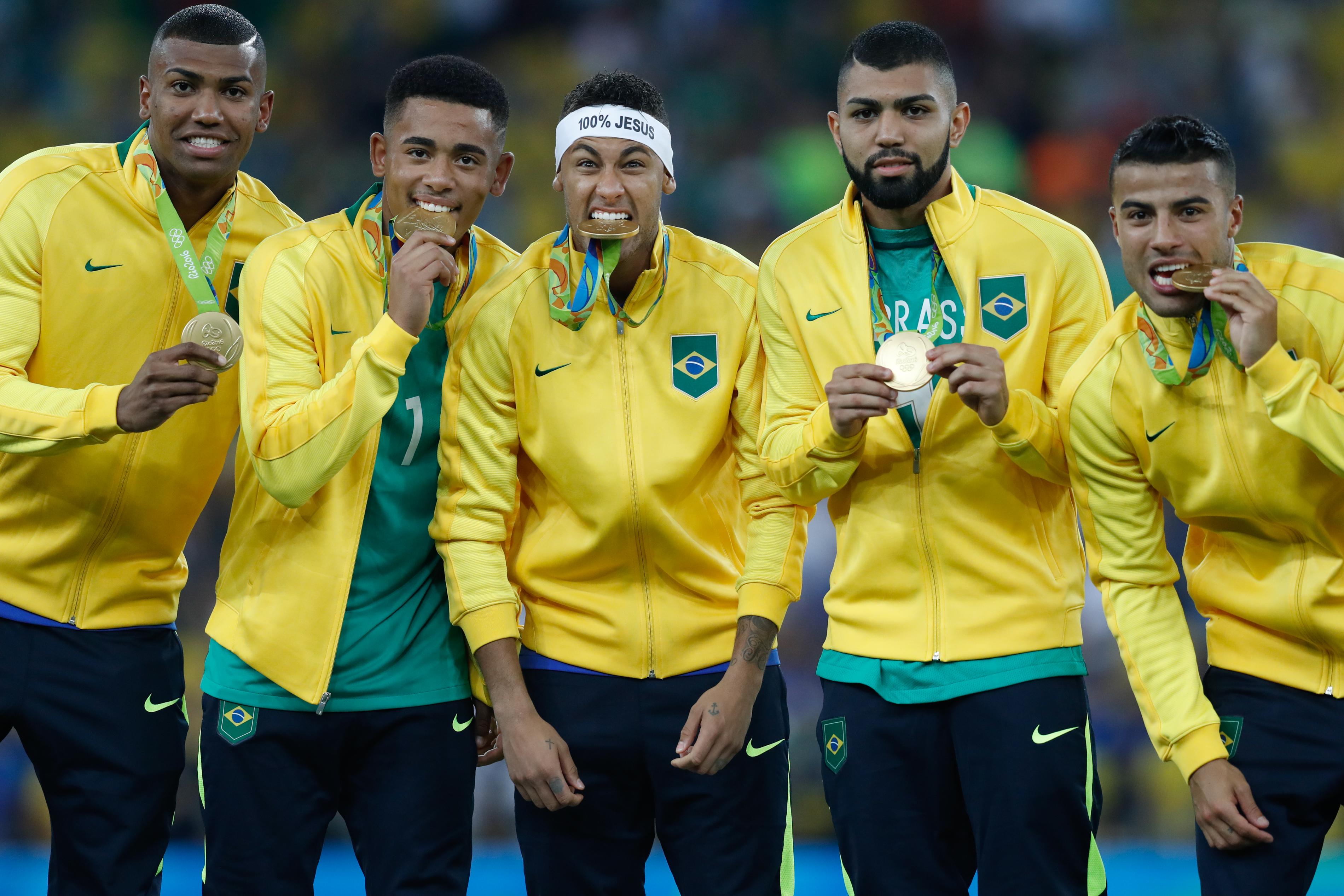 équipe du brésil mondial