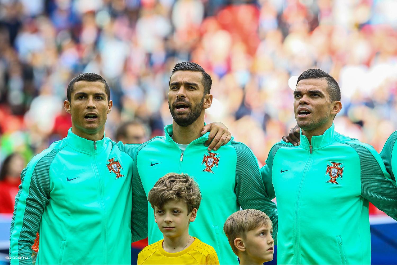 les joueurs du portugal coupe du monde 2018