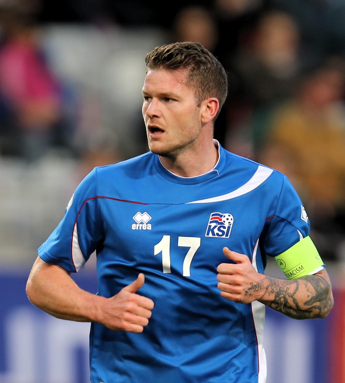 listes des joueurs Islande coupe du monde