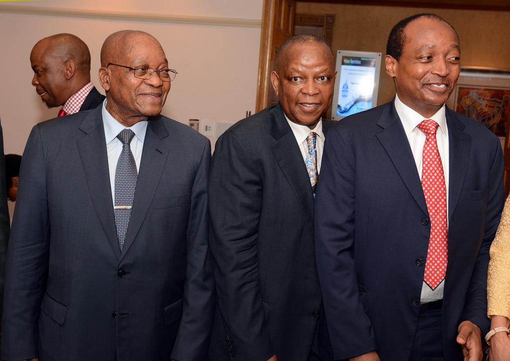 riches d'Afrique du Sud, Patrice Motsepe