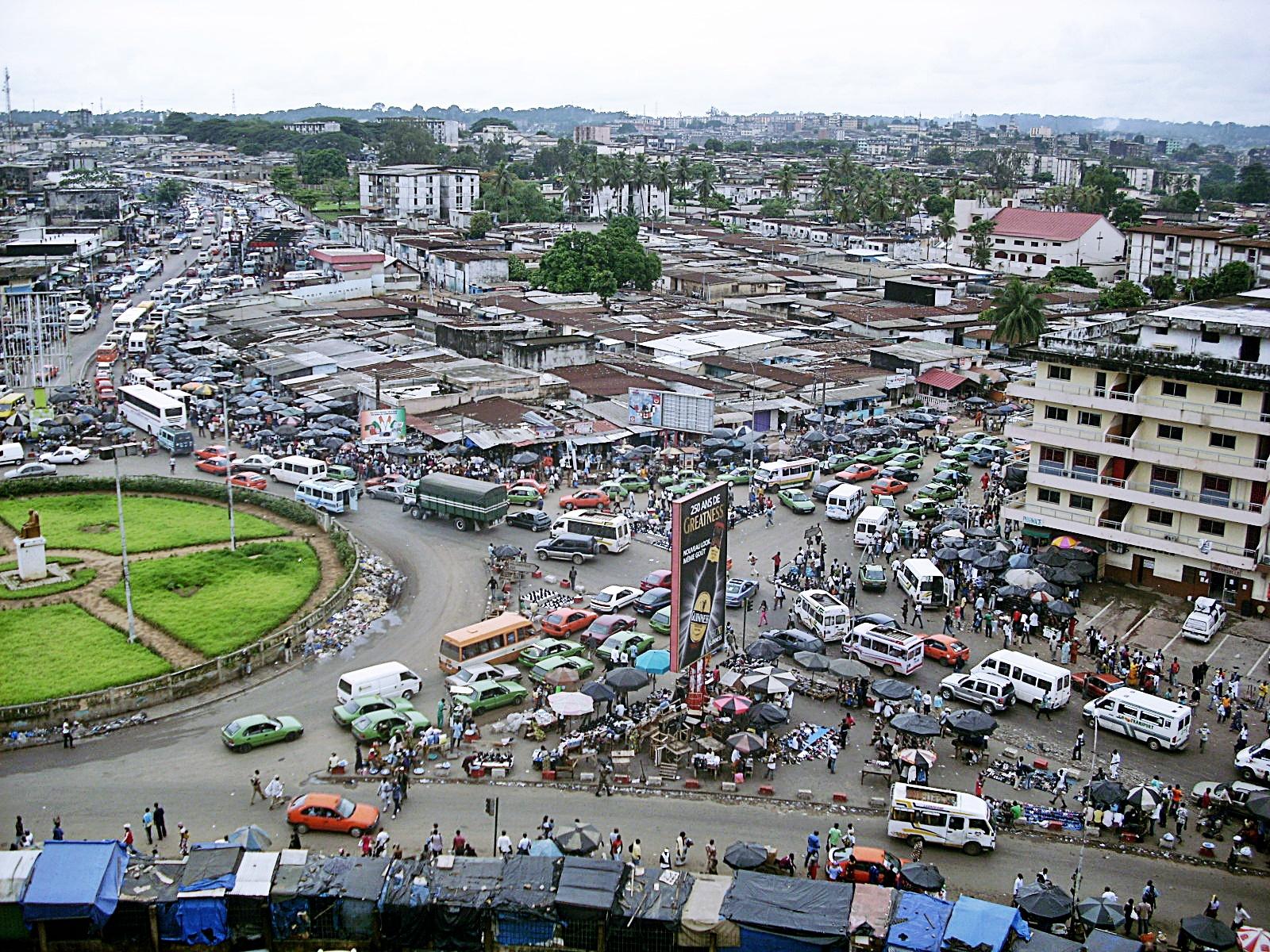 PIB Côte d'Ivoire en 2018