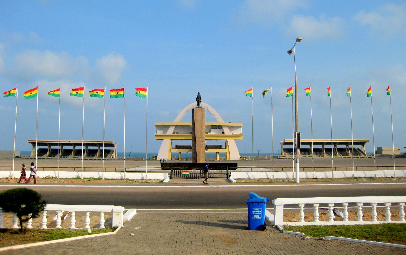 PIB GHANA 2018