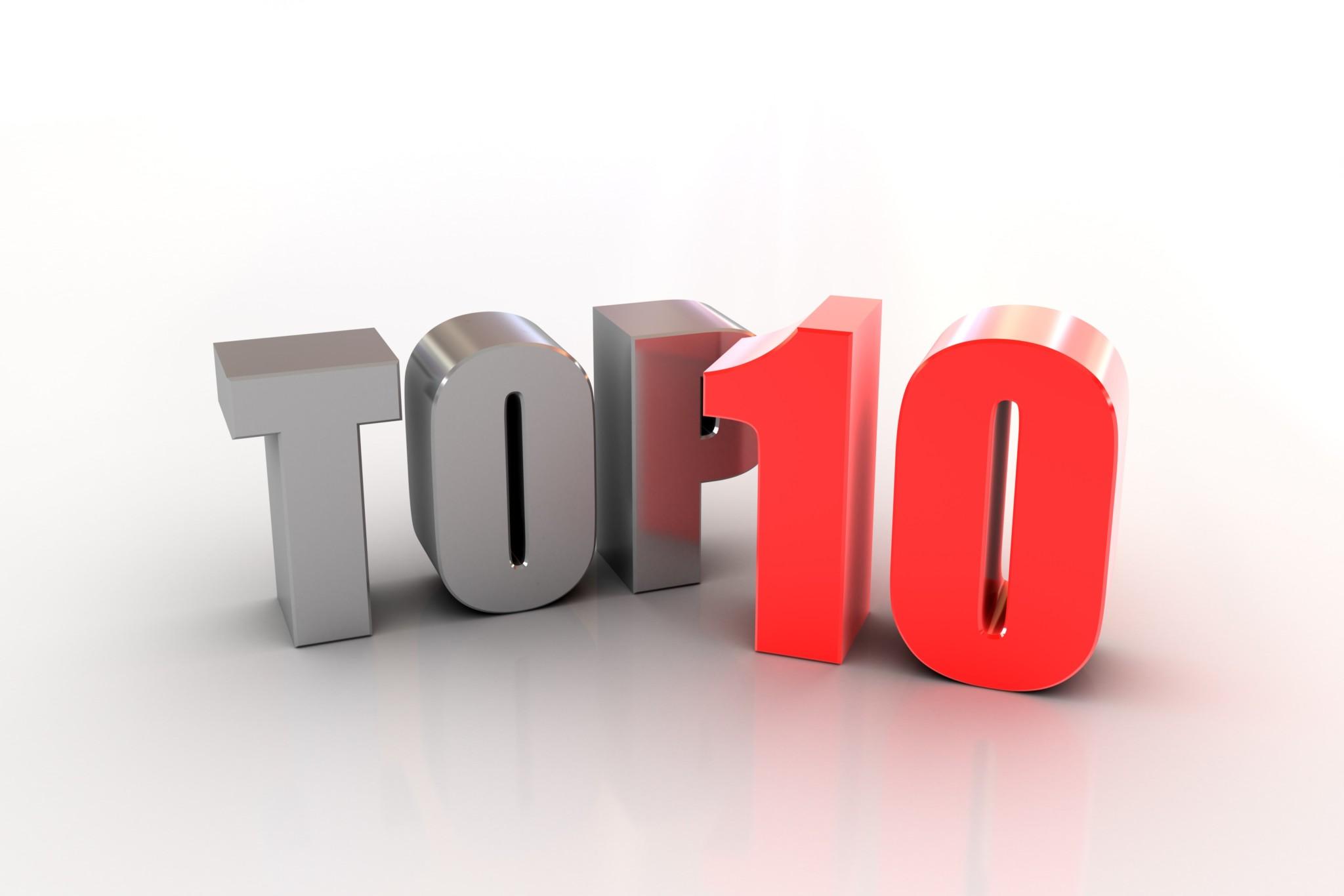 Top 10 les hommes les plus riches du monde