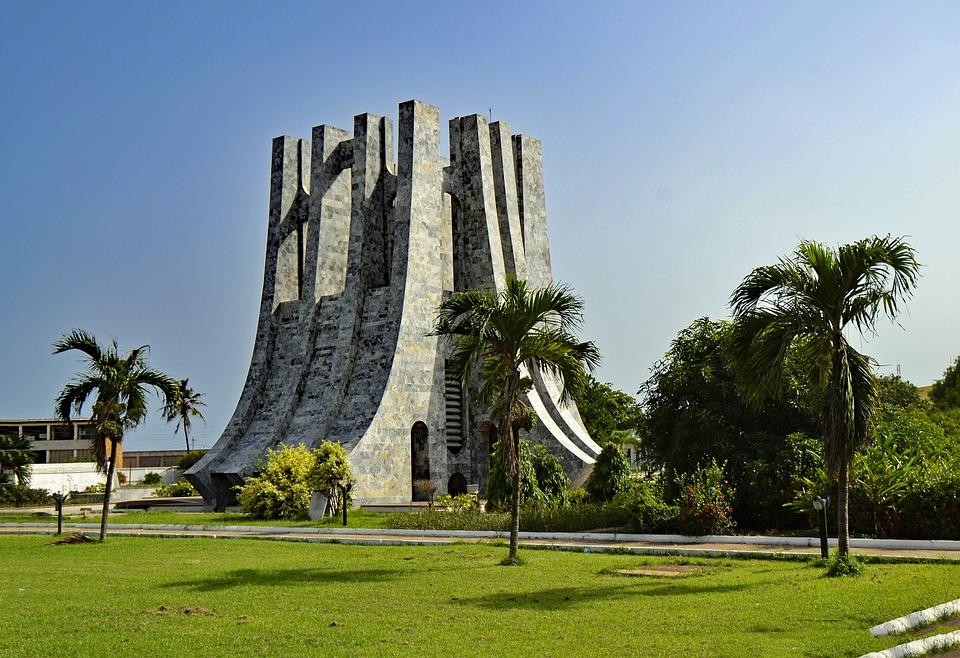 les plus grandes villes du Ghana