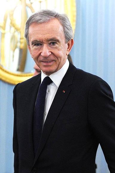 l'homme le plus riche d'Europe