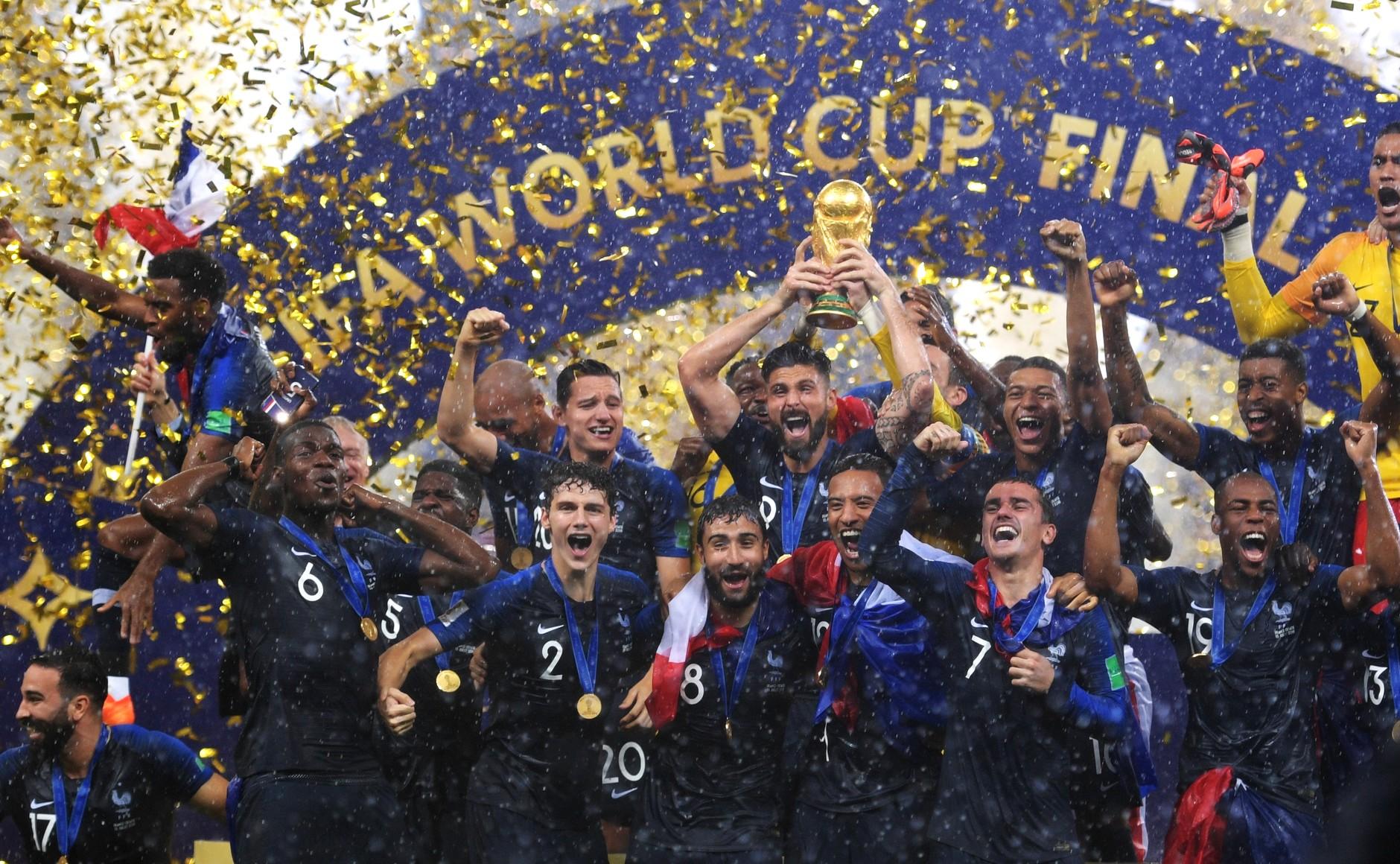 classement but par équipe coupe du monde 2018