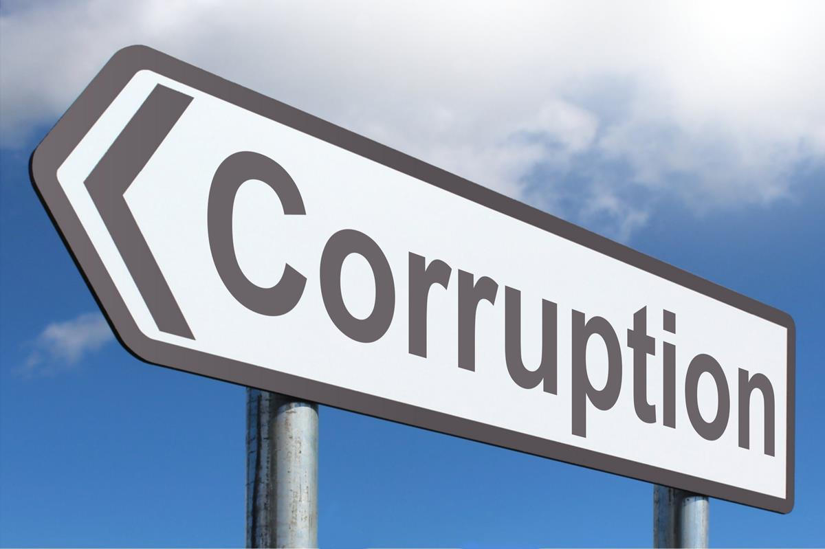 30 pays les plus corrompus au monde
