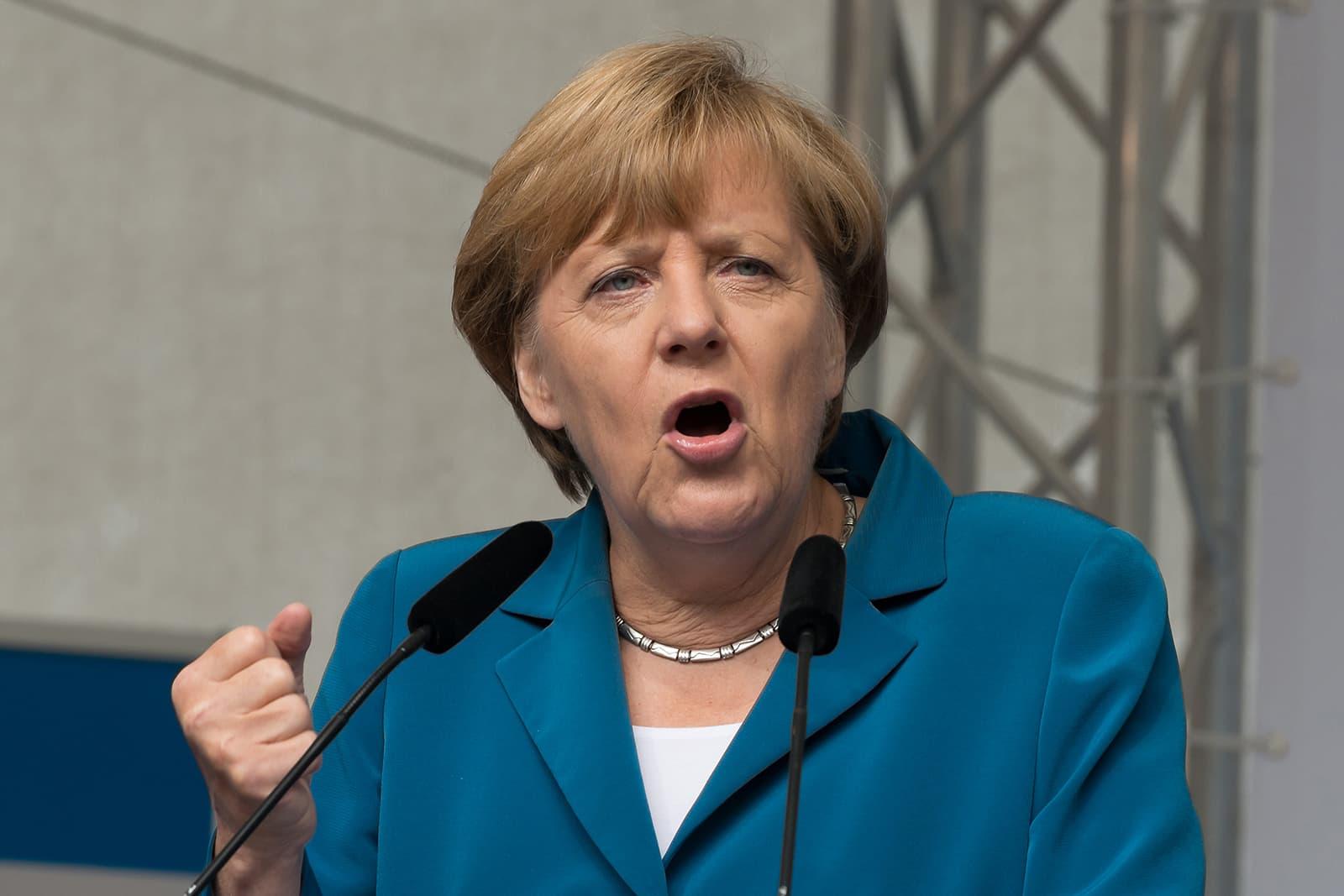 Angela Merkel affaire khashoggi