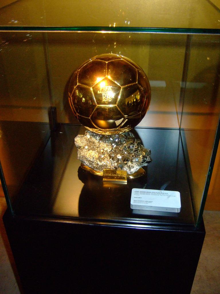 ballon d'or 2018 nominés
