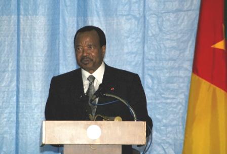 Paul biya vainqueur présidentielle