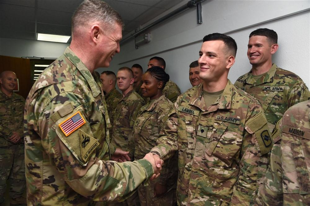 armée américaine 1ere puissance militaire