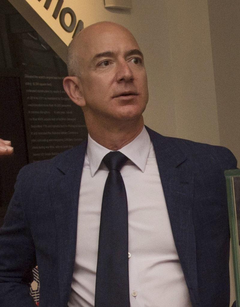 jeff bezos le plus riche du monde