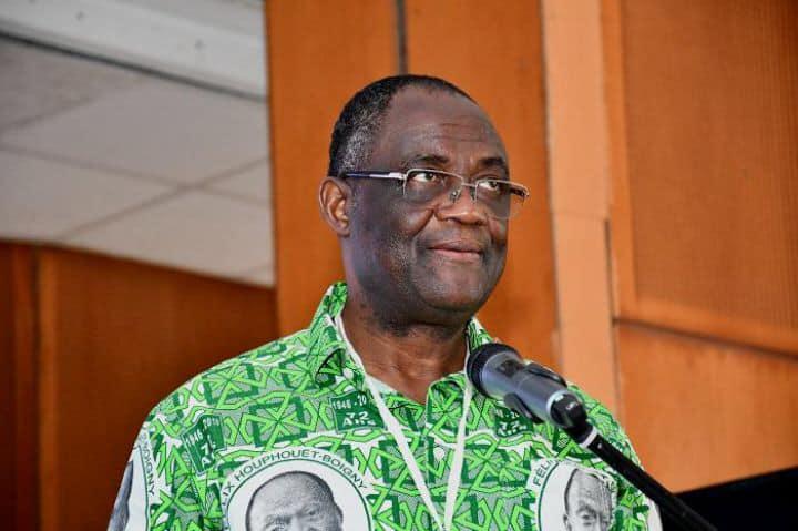 Maurice Kacou Guikahue, secrétaire exécutif PDCI RDA