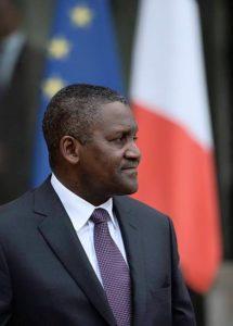 Aliko Dangote parmi les hommes les plus riches d'Afrique en 2019