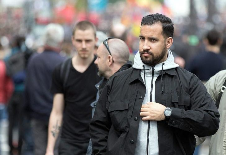 alexandre benalla audition passeport diplomatiques