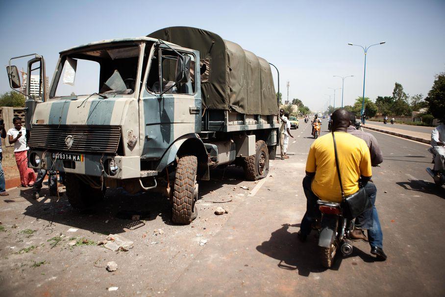 attaque mali 37 morts