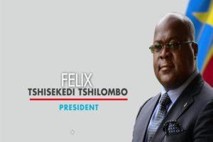 felix tshisekedi président congolais