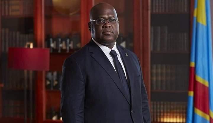 felix tshisekedi président de la rdc