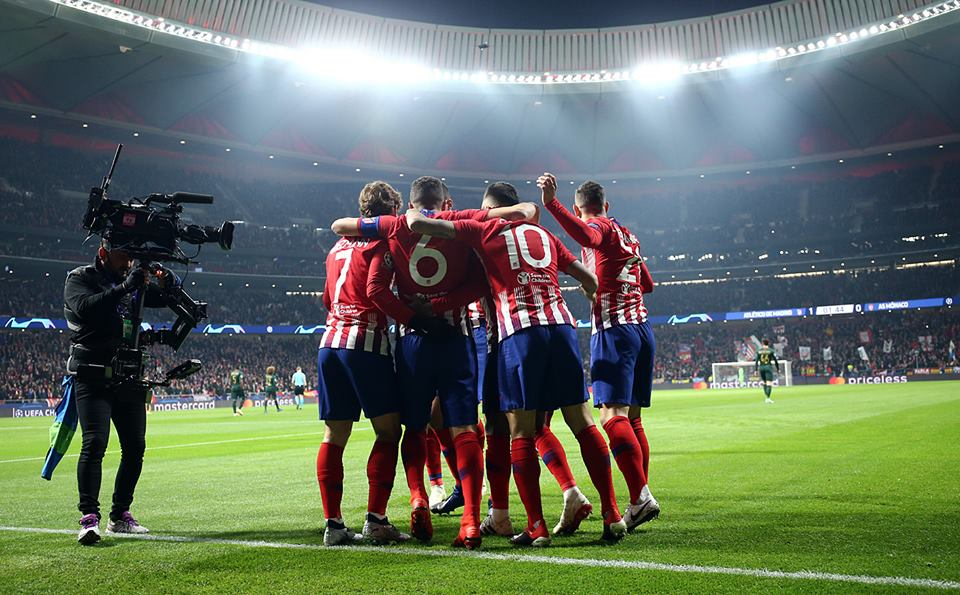 altetico madrid ligue des champions