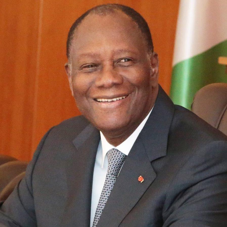 présidentielle 2020 Côte d'Ivoire alassane Ouattara