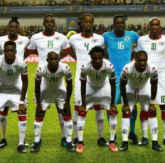 eliminatoire can 2019 burkina mauritanie