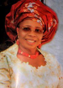 Virginia Ngozi Etiaba,première femme gouverneur au Nigéria