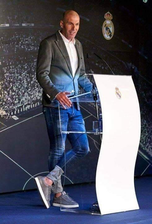 zidane dispose de 500 millions d'euro