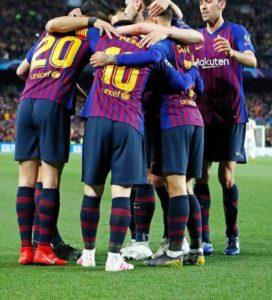 fc barcelone ligue des champions