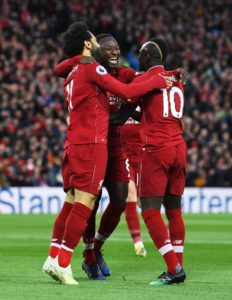 naby keita but le plus rapide liverpool