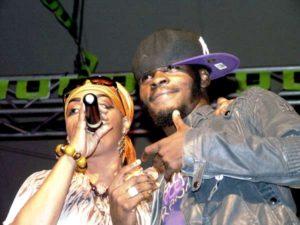 DJ Arafat artiste coupé décalé et sa mère
