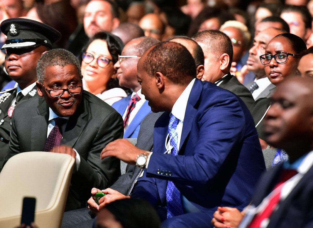 aliko dangote parmi les 10 hommes les plus riches afrique de l'ouest