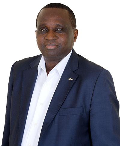 antonio souaré, président de la fédération guinéenne de football